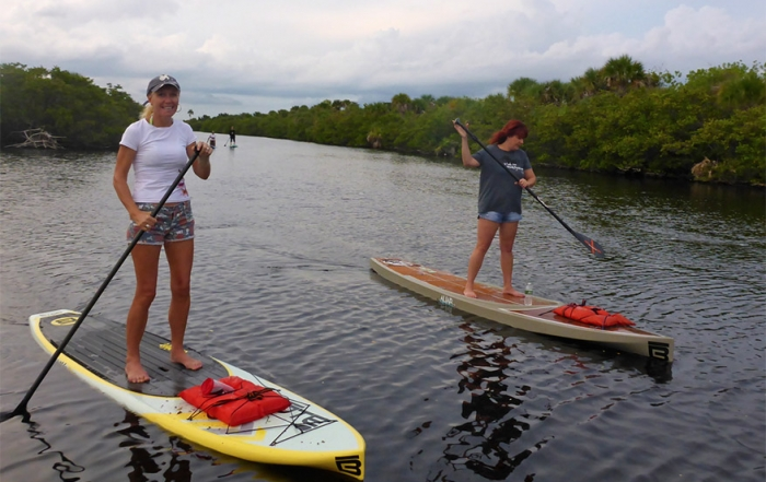 Paddle Board Lessons & Tours