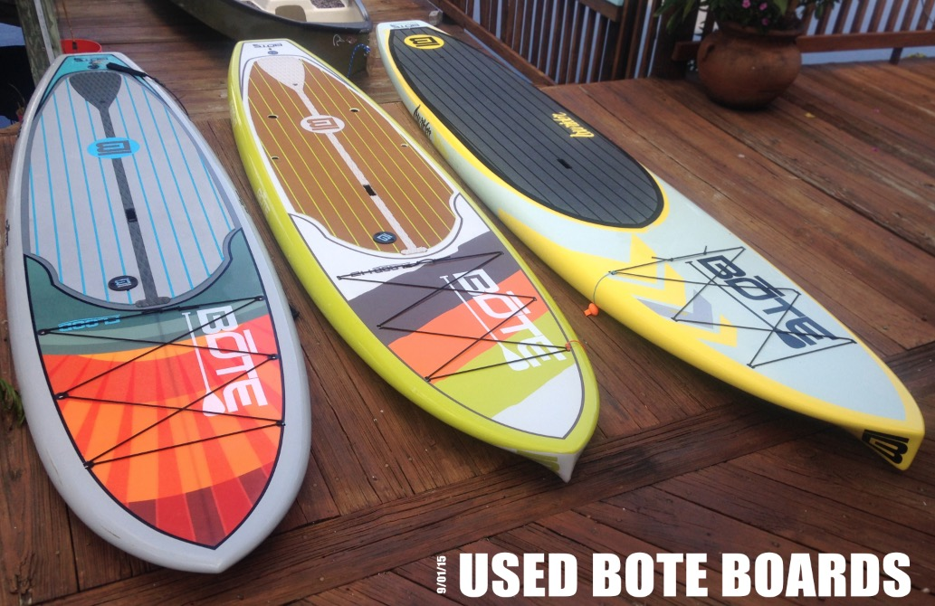 used bote